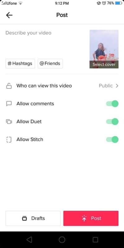post slideshow
