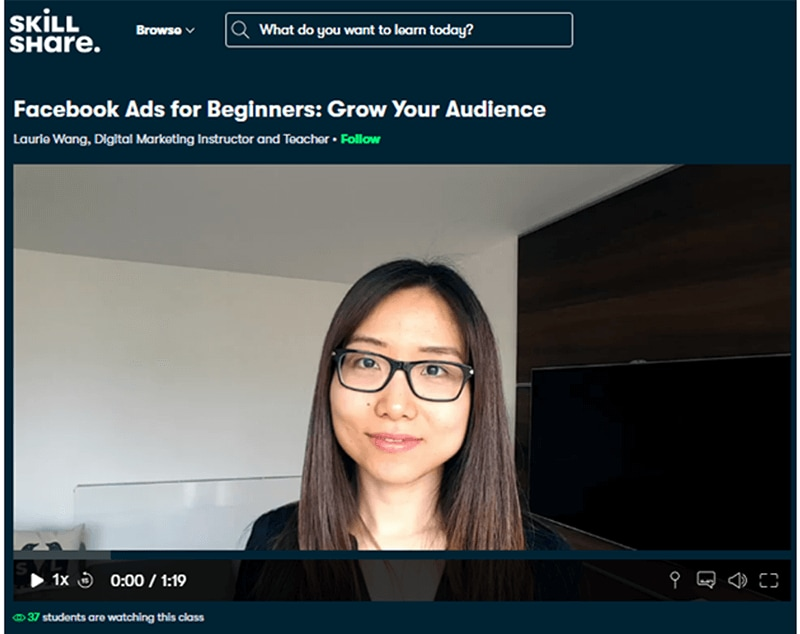Facebook Ads for Beginners: Grow Your Audience by Skillshare