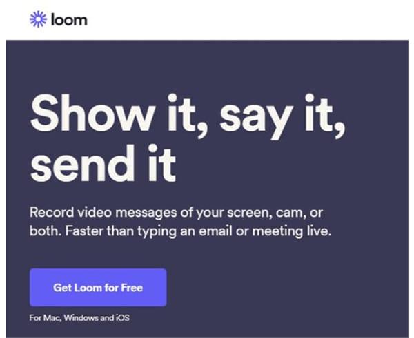 Loom best video ad maker