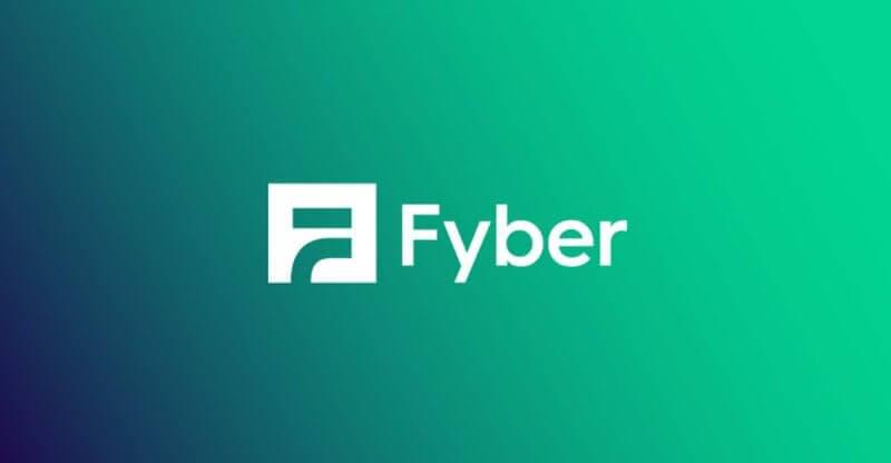 Fyber ad network logo