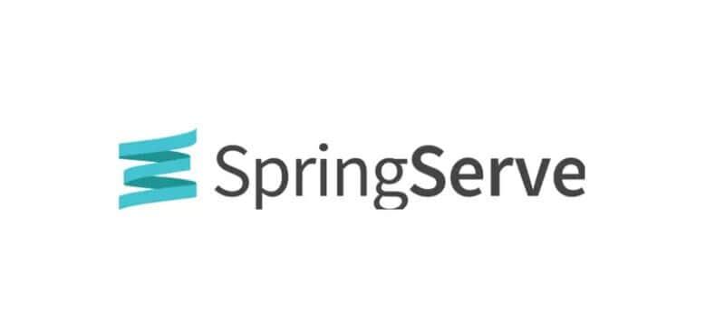 SpringServe ad network logo