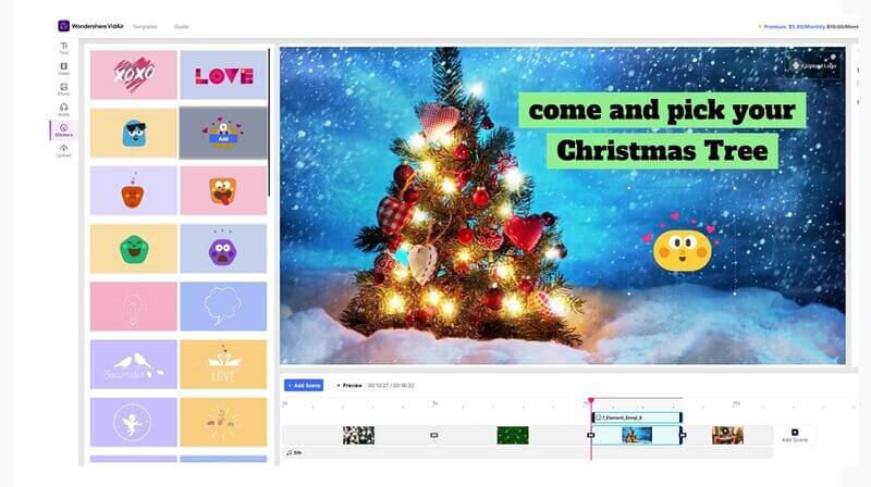 Create video ad with VidAir