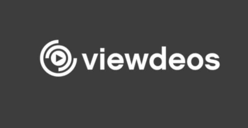 Viewdeos ad network logo