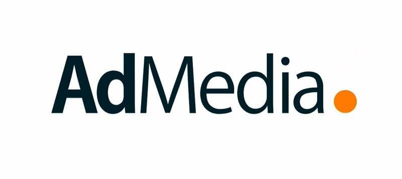 AdMedia ad network logo