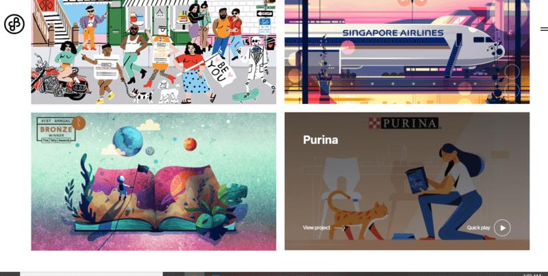 BluBlu video advertising agency