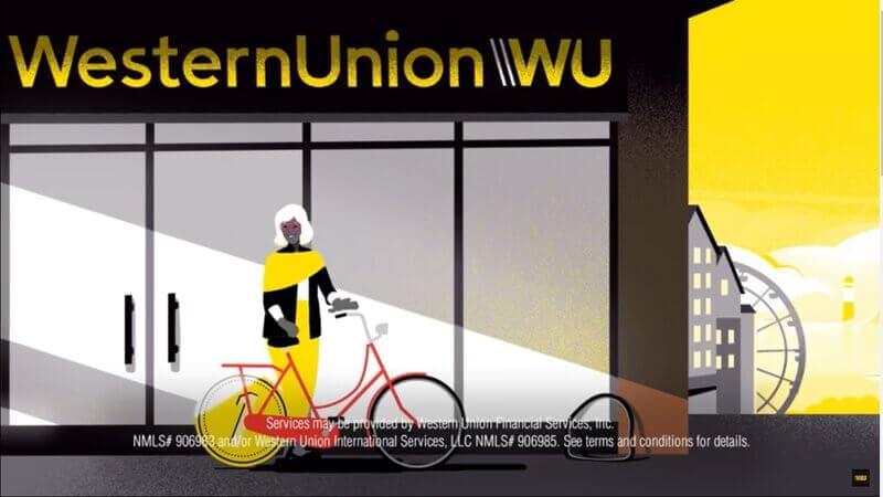 advertising video - WESTERN UNION