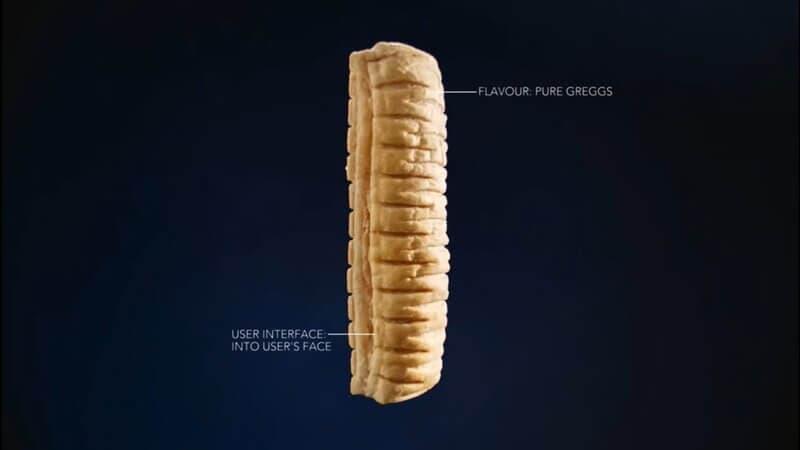 advertising video - GREGG'S