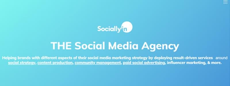 Facebook Ad Agencies - SociallyIn