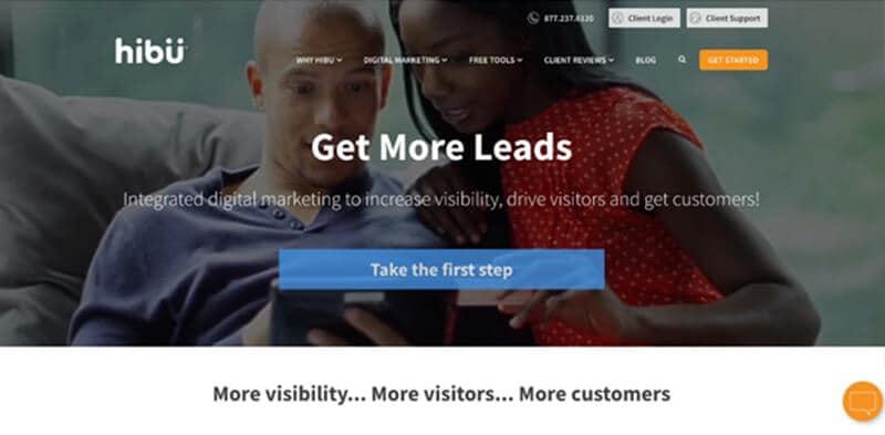 Facebook Ad Agencies - Hibu
