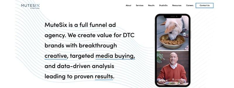 Facebook Ad Agencies - MuteSix