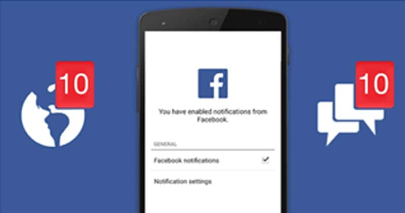 Facebook Notifications and Alerts
