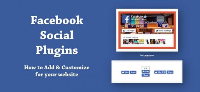 Tips for Facebook Marketing - Plugins