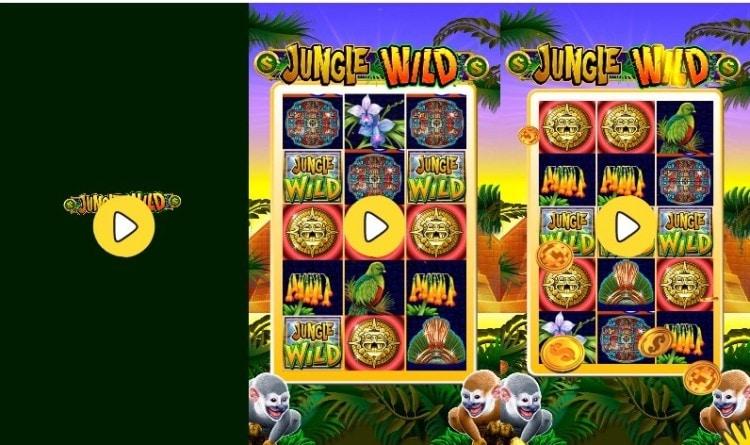 jackpot party snapchat video ads