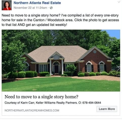 Tips for Real Estate Facebook Marketing - Learn from the competitors