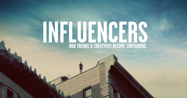link with the right influencers