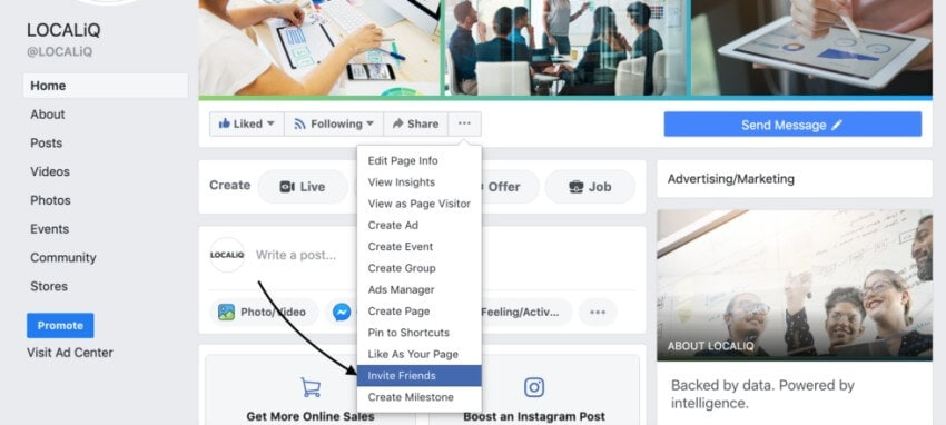 Promote Facebook Pages - Build an Audience