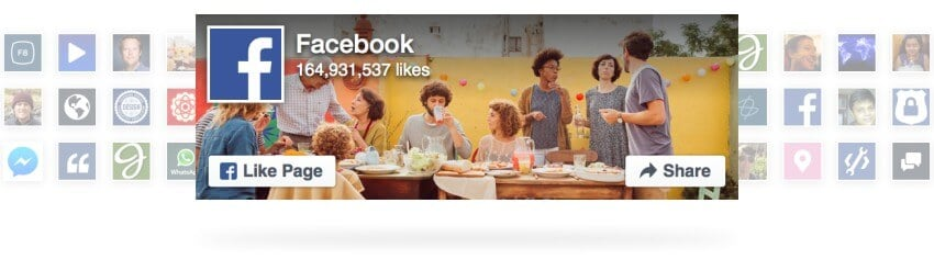 Promote Facebook Pages - Using a Plug-In on Your Website