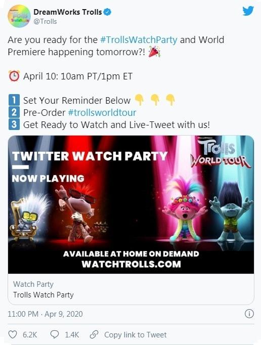 trolls ad campaign