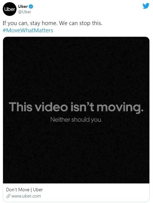 uber twitter ad