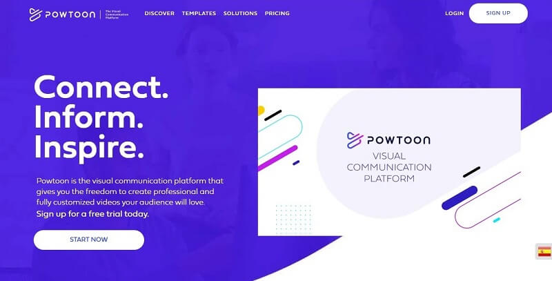 Powtoon Animated Video Maker