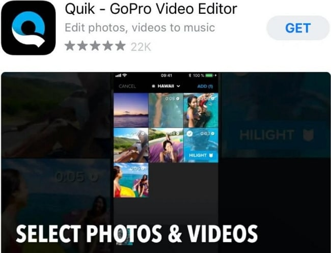 free video editing app for iphone - 1