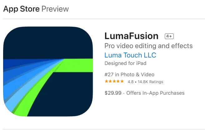 free video editing app for iphone - 3