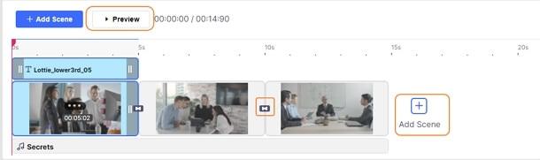 VidAir Editing and Previewing Video