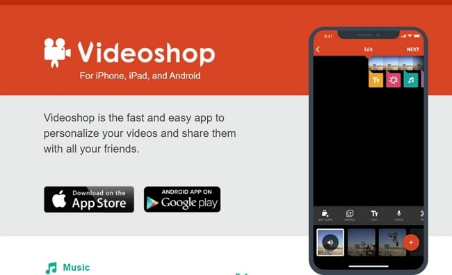 video editor app iphone - 5