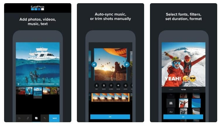 video editor for android - 4