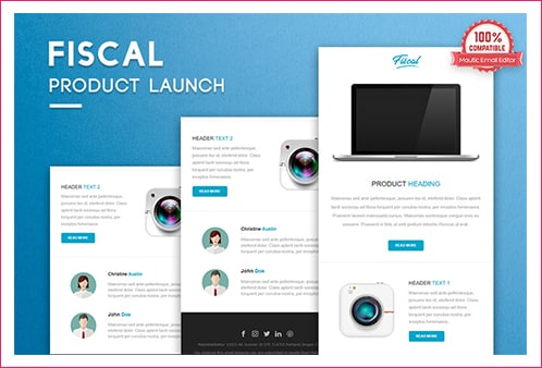 Product Launch Emails