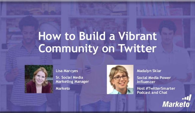 Build Twitter Community