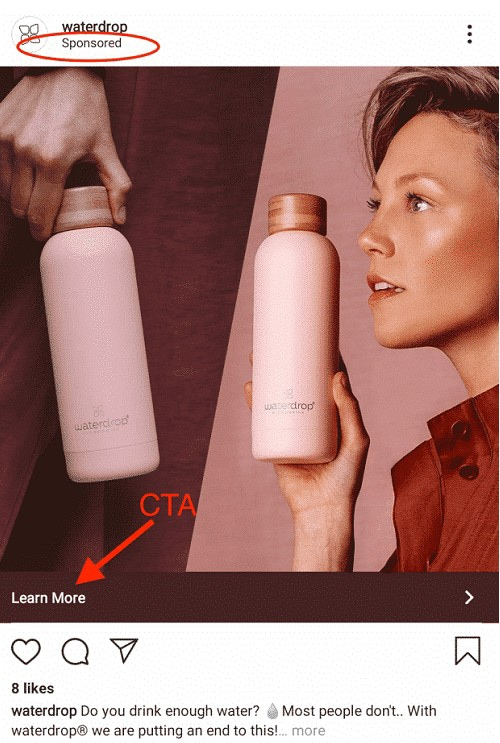 Instagram ad strategy