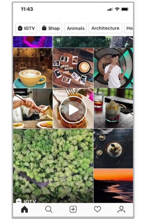 Explore Ads