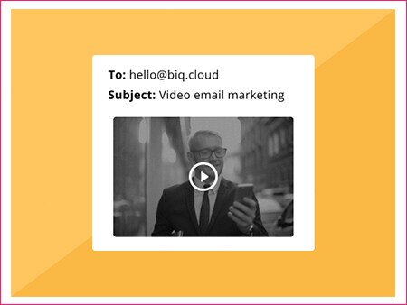 Add Videos to the Email