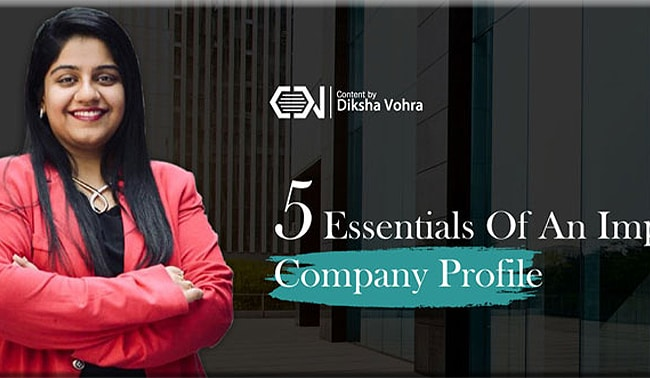 Impressive Company Profile