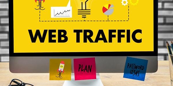 Web Traffic.