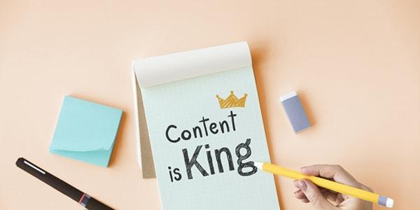 Rich Content.