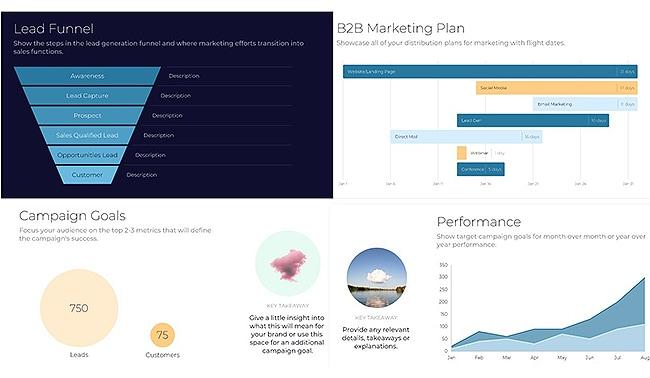 b2b marketing plan template 1