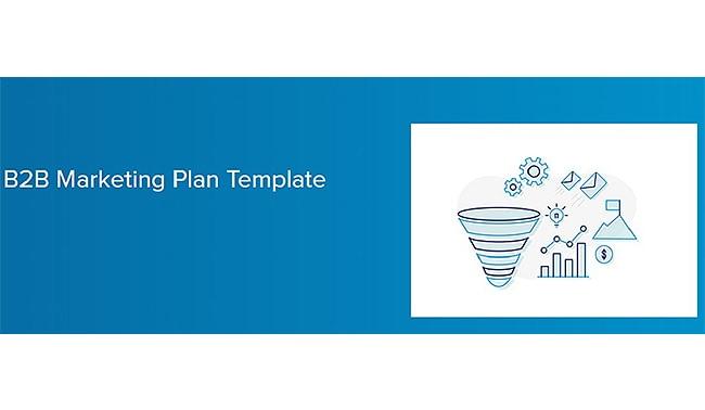b2b marketing plan template 2