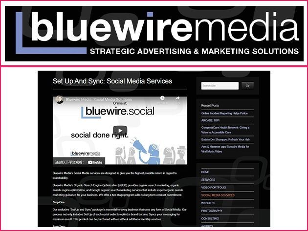 Blue Wire Media