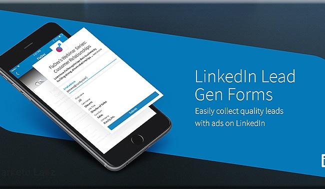 LinkedIn Lead Generation Ads