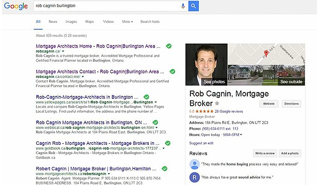 include data and appear it while searching name