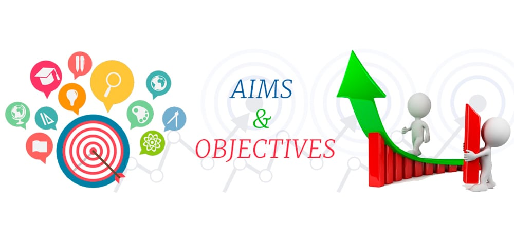 Aims and Objectives.