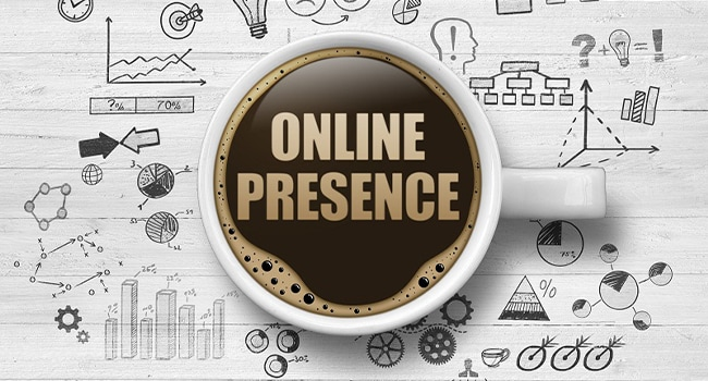 Online Presence.