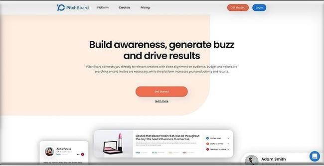 Pitchboard marketing agency