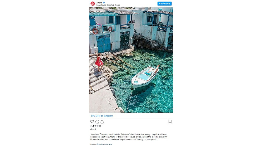 Instagram Content Strategy