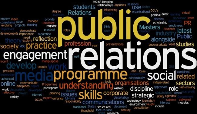 Public Relation Activities