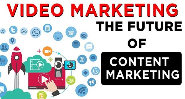 Video Marketing Content.