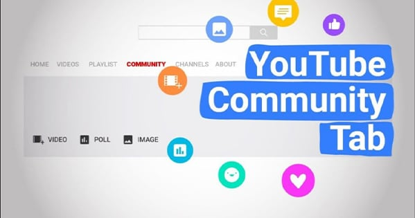 YouTube Community.