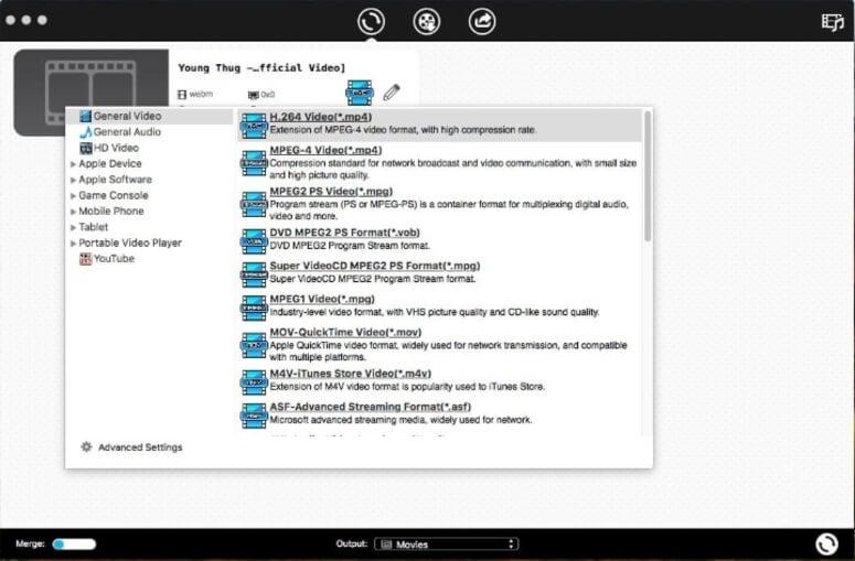 Cisdem Video Converter for Mac